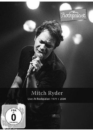 Mitch Ryder - Live At Rockpalast 1970 + 2004 [DVD] (Live Recording/+2DVD) (Music CD)