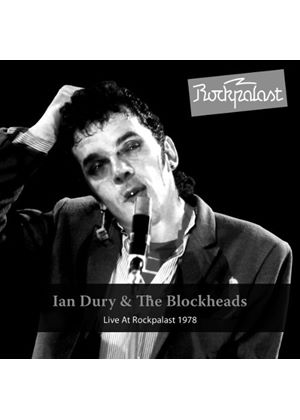 Ian Dury & The Blockheads - Live at Rockpalast 1978 (Music CD)