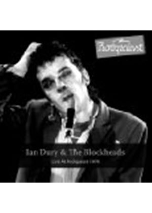 Ian Dury & The Blockheads - Live At Rockpalast 1978 (Digibook DVD)
