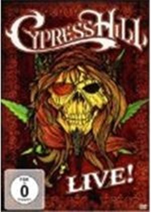 Cypress Hill - Live! (+DVD) [DVD Audio]