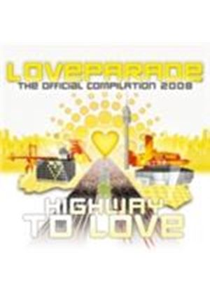Various Artists - Loveparade 2008 (Highway To Love - The Official Compilation/+DVD)