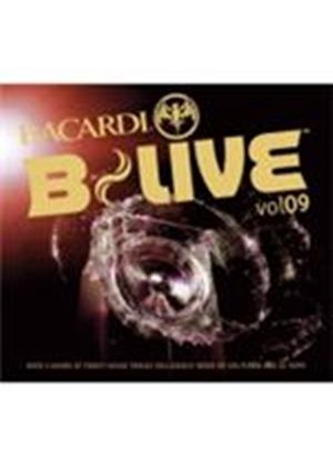 Various Artists - Bacardi B-Live Vol.9 (Music CD)