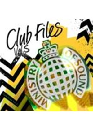 Various Artists - Ministry Of Sound Club Files Vol.5 (Music CD)