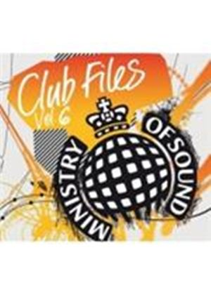 Various Artists - Club Files Vol.6 (Music CD)