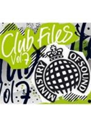 Various Artists - Club Files Vol.7 (Music CD)