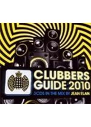 Various Artists - Clubbers Guide 2010 (Music CD)