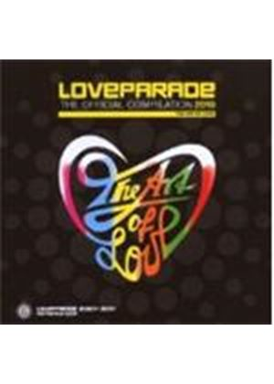Various Artists - Loveparade 2010 (Music CD)