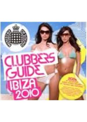 Various Artists - Clubbers Guide - Ibiza 2010 (Music CD)