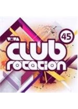 Various Artists - Viva Club Rotation Vol.45 (Music CD)