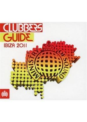 Various Artists - Ministry of Sound (Clubbers Guide to Ibiza '11) (Music CD)
