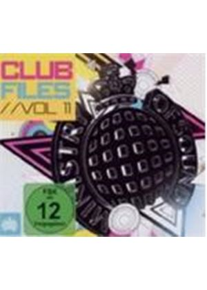 Various Artists - Ministry Of Sound Club Files, Vol. 11 (Music CD)