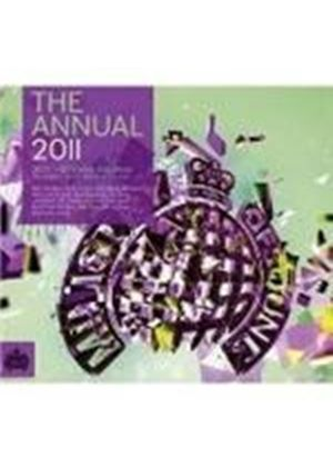 Various Artists - Annual 2011 Germany, The (Music CD)
