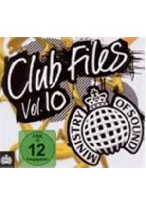 Various Artists - Club Fires Vol.10 (+DVD)