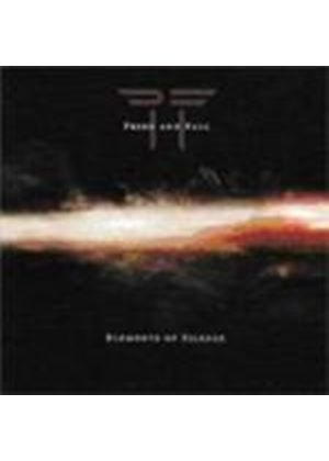 Pride & Fall - Elements Of Silence (Music Cd)