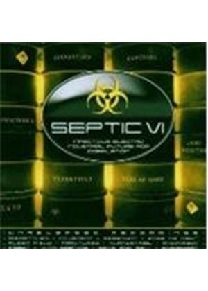 Various Artists - Septic 6 (Music Cd)