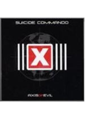 Suicide Commando - Axis Of Evil (Music Cd)