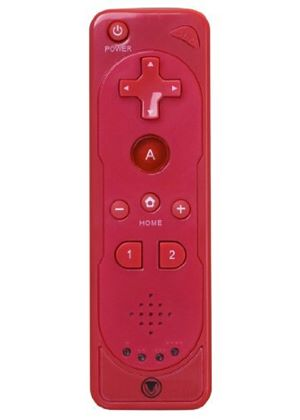 Snakebyte Minimote - Red (Wii)