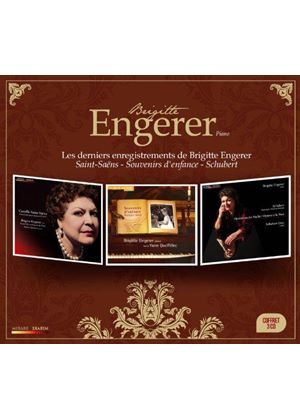 Derniers Enregistrements de Brigitte Engerer (Music CD)