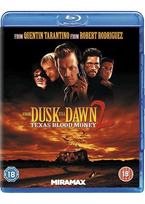From Dusk Till Dawn 2 - Texas Blood Money (Blu-Ray)