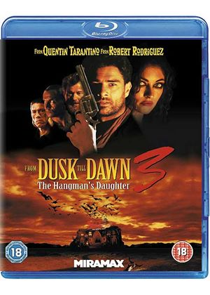 From Dusk Till Dawn 3 - The Hangman's Daughter (Blu-Ray)