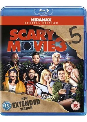 Scary Movie 3.5 (Blu-Ray)