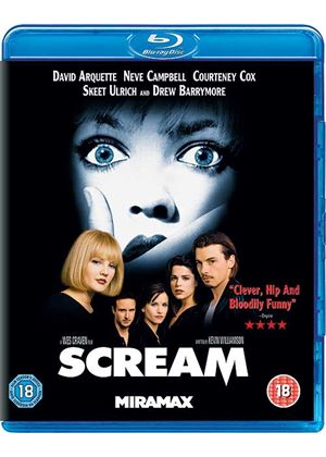 Scream (Blu Ray)