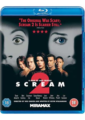 Scream 2 (Blu Ray)