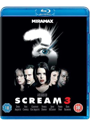 Scream 3 (Blu Ray)