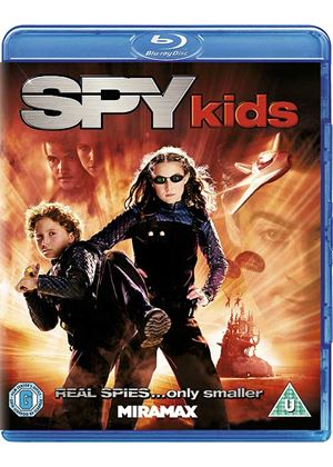 Spy Kids (Blu-Ray)