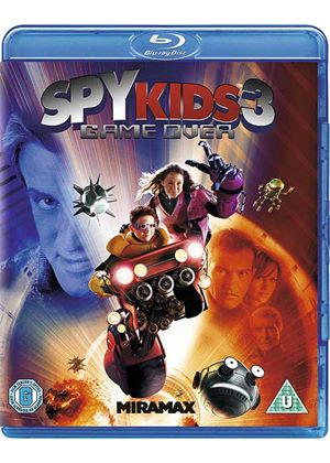 Spy Kids 3 - Game Over (Blu-Ray)