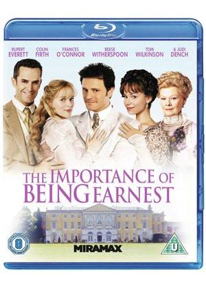The Importance of Being Earnest (Blu-Ray)