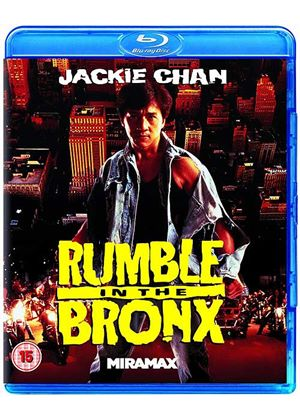 Rumble In The Bronx (Blu-Ray)