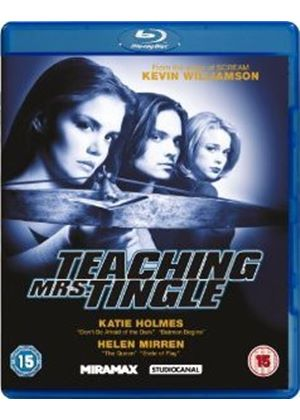 Teaching Mrs Tingle (Blu-Ray)