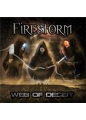 Firestorm - Web Of Deceit (Music CD)
