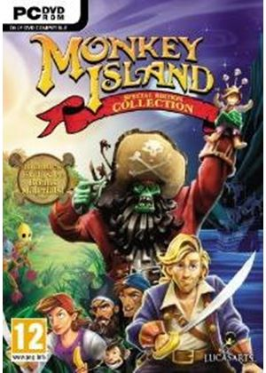 Monkey Island: Special Edition - Collection (PC)