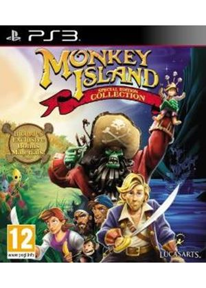 Monkey Island - Collection (PS3)