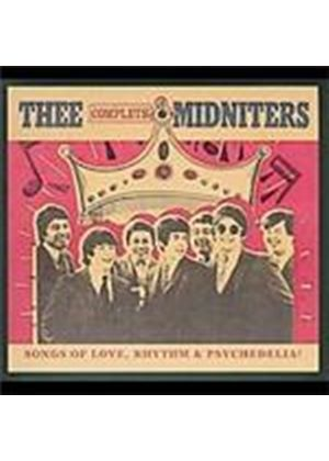 Thee Midniters - Songs Of Love Rhythm And Psychedelia (Thee Complete Midniters) (Music CD)