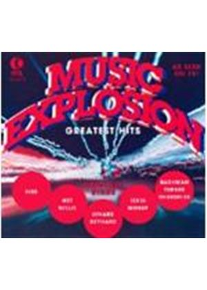 Various Artists - Music Explosion (K-Tel Presents) (Music CD)