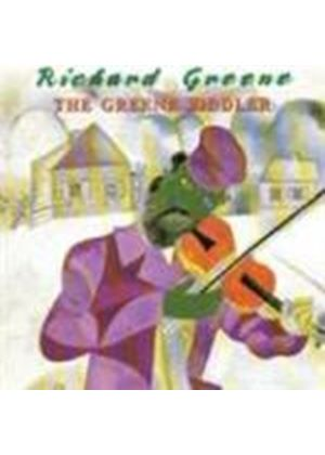 Richard Greene - Greene Fiddler, The (Music CD)