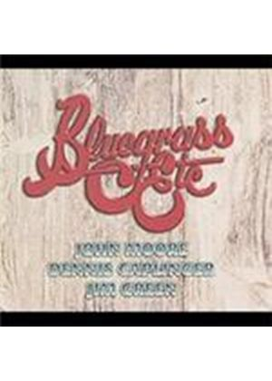 Bluegrass Etc - Bluegrass Etc (Music CD)