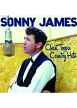 Sonny James - Chart Toppin' Country Hits (Music CD)