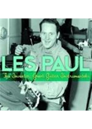 Les Paul - Inventor, The (Great Guitar Instrumentals) (Music CD)