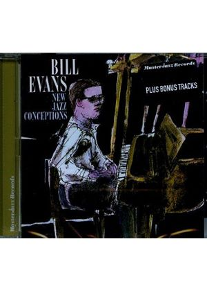 Bill Evans - New Jazz Conceptions (Music CD)