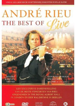 Andre Rieu - The Best Of Andre Rieu Live