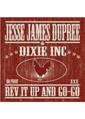 Dixie Inc. - Rev It Up and Go-Go (Music CD)