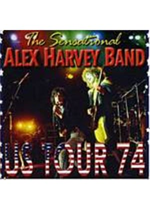 Alex Harvey Band - US Tour 74 (Music CD)