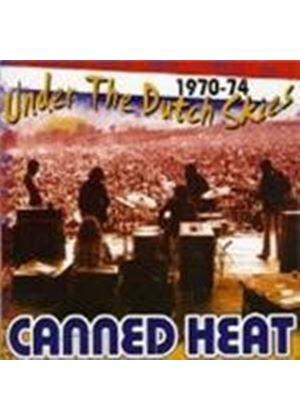 Canned Heat - Under The Dutch Skies 1971-1974