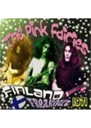 The Pink Fairies - Finland Freakout 1971 (Music CD)