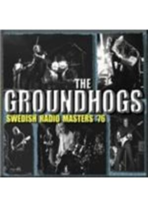 Groundhogs - Swedish Radio Masters 1976 (Music CD)