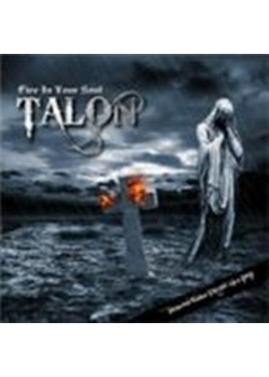 Talon - Fire In Your Soul (Music CD)